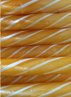 Porous Orange Sticks (1 Doz.)